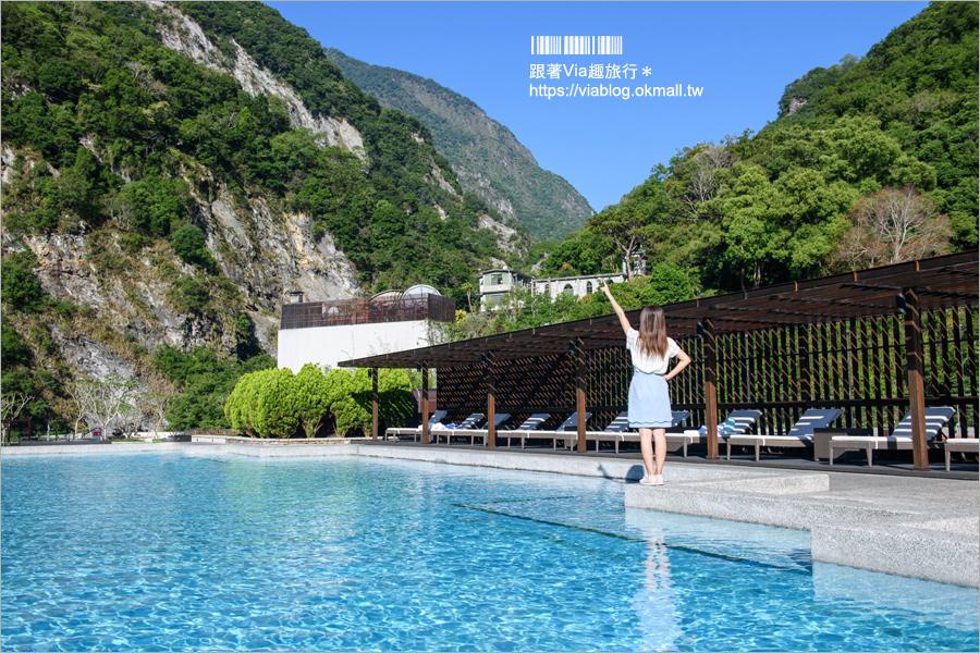 花蓮住宿推薦》太魯閣晶英酒店~五星級的奢華享受!頂樓泳池超美~直接入住太魯閣好幸福!