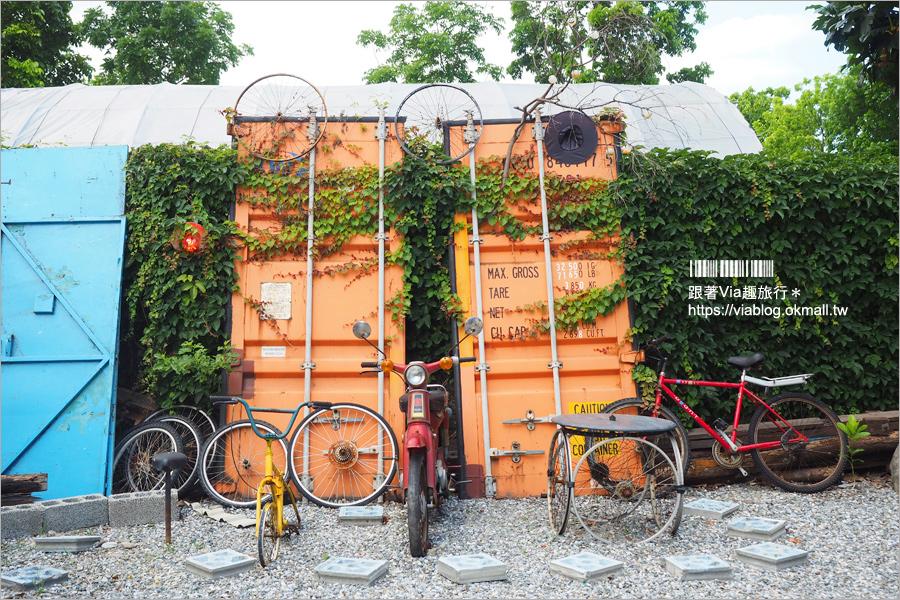 【花蓮咖啡館】來去秘密就是秘密~IG網美集散地!到處都是拍照打卡點的秘密基地!