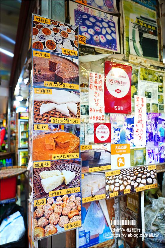 【深水埗美食】在地人也醬吃~文記車仔麵、新香園、合益泰小吃、公和荳品廠、坤記糕品,米其林推薦小吃吃透透!