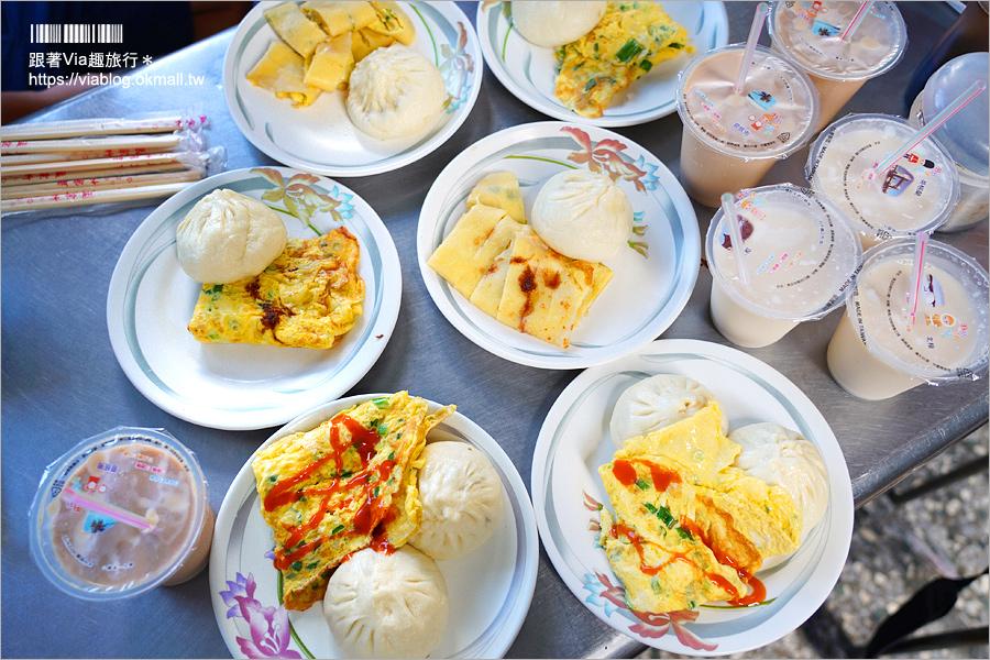 【台中早餐】信義街無名湯包~後火車站超人氣早餐:爆汁湯包好吃推薦!