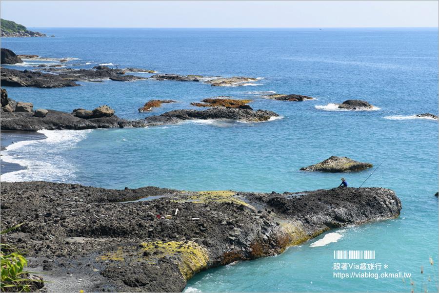 花蓮豐濱景點》喜歡海的你一定要去~新社梯田、石梯灣、石門班哨角雙心石、大灣休憩區