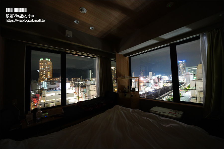 【神戶住宿推薦】Candeo Hotels神戶光芒飯店東亞之路~近JR元町站、元町商店街、頂樓浴場~喜歡大推薦!