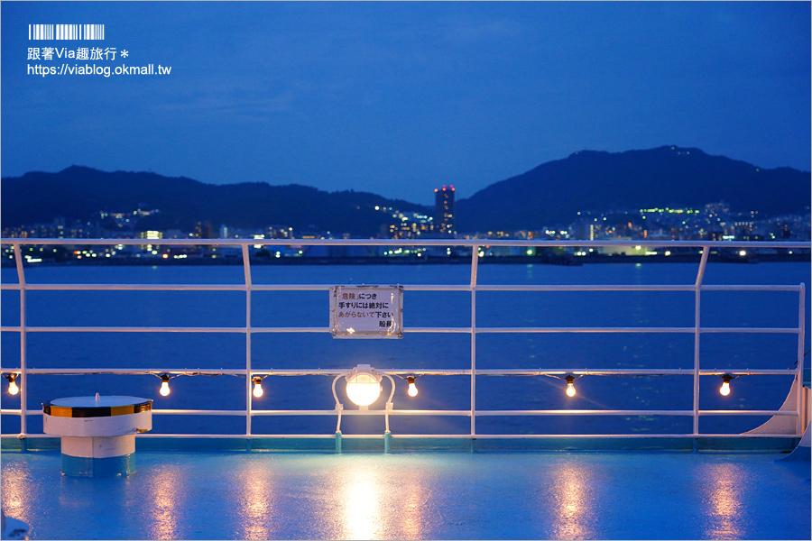 【神戶港遊記】神戶璀璨神戶2號~海上牛排吃到飽!邊享用美食邊欣賞明石大橋美景!