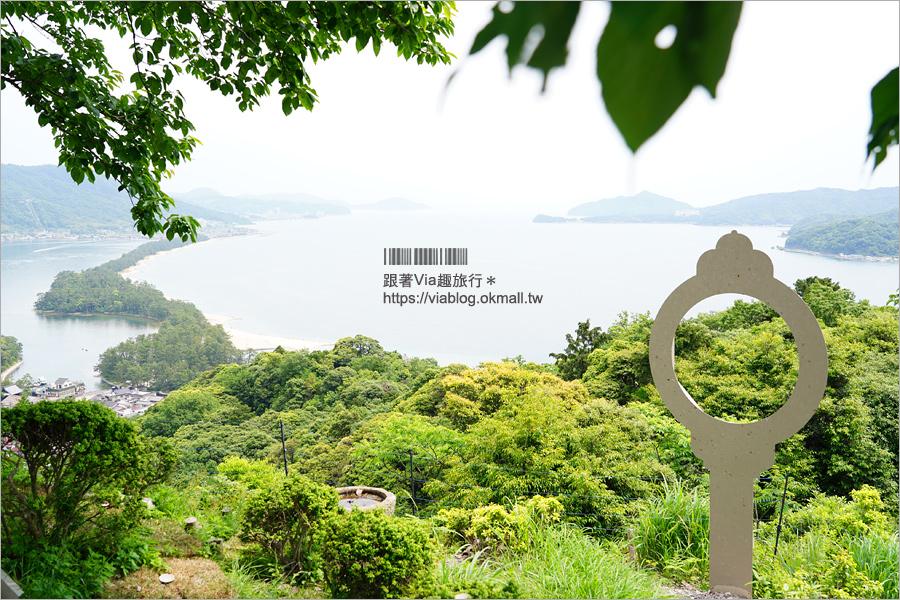 【京都景點】宮津‧天橋立~必去日本三景!飛龍觀景台上倒立欣賞飛龍在天的特殊景致!