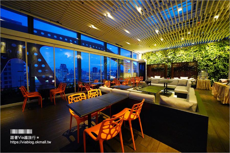 【台中住宿推薦】逢甲‧璞樹文旅TREEART HOTEL~超多好評的設計風格旅宿,就像住進樹裡面!