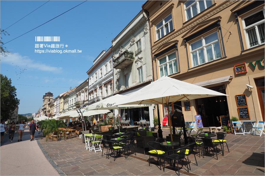 【斯洛伐克旅遊】科希策景點 舊城區一日遊就醬玩~Singing fountain、Lower Gate、St. Michael's Chapel、Eastern Slovak Museum