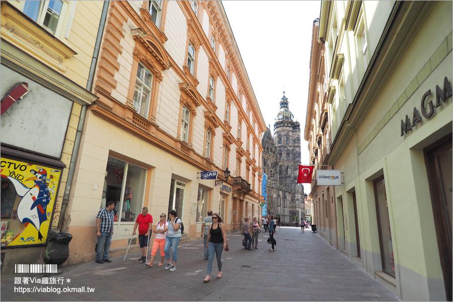 【科策希飯店】舊城區住宿推薦~Boutique Hotel Bristol‧離熱鬧步行街、大教堂只要三分鐘的絕佳旅館!