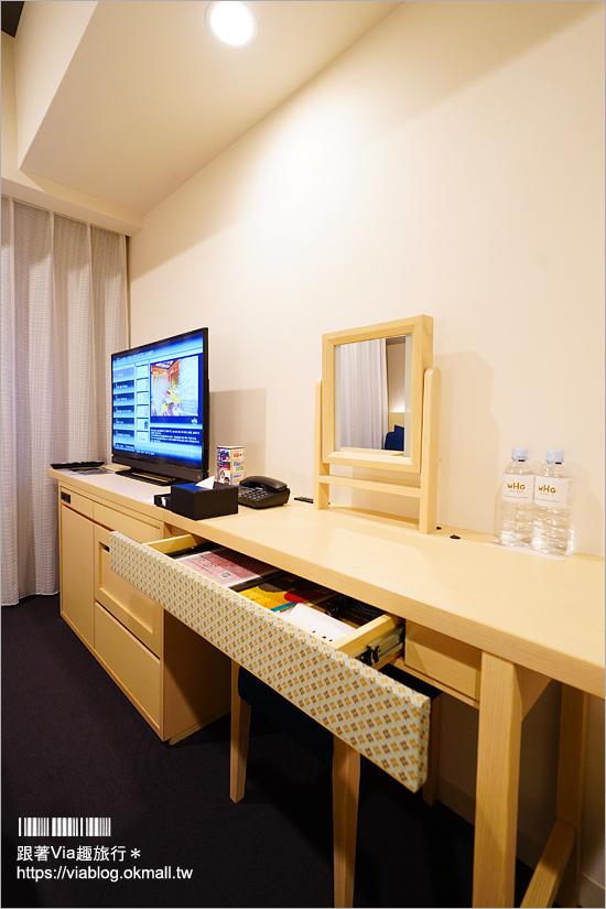 【京都飯店】住宿推薦住這間~三条Hotel Gracery Kyoto‧樓下就是商圈超級方便!訂房網站大好評9分以上!