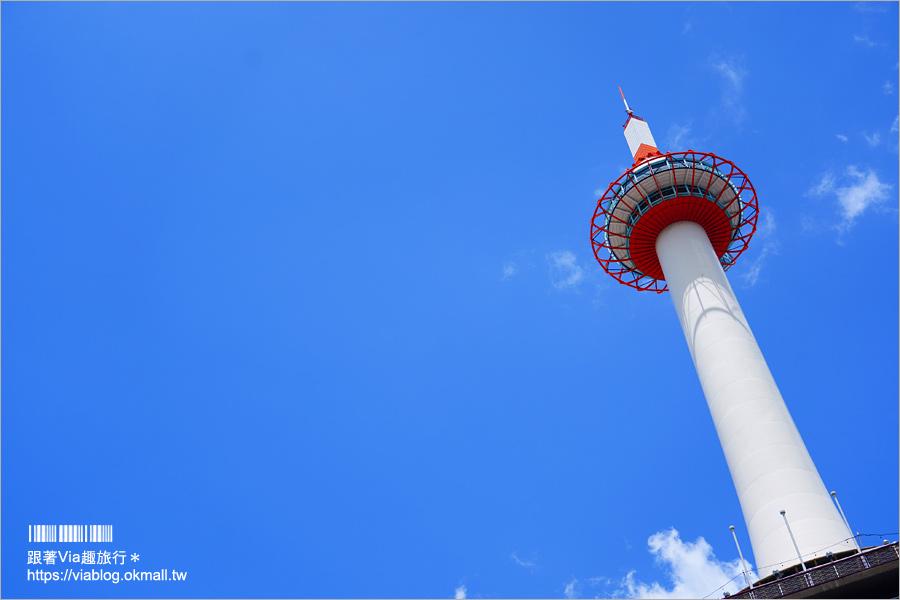 【京都景點】京都塔KYOTO TOWER~京都最高建築賞景趣!文附購票網址直接買好方便!