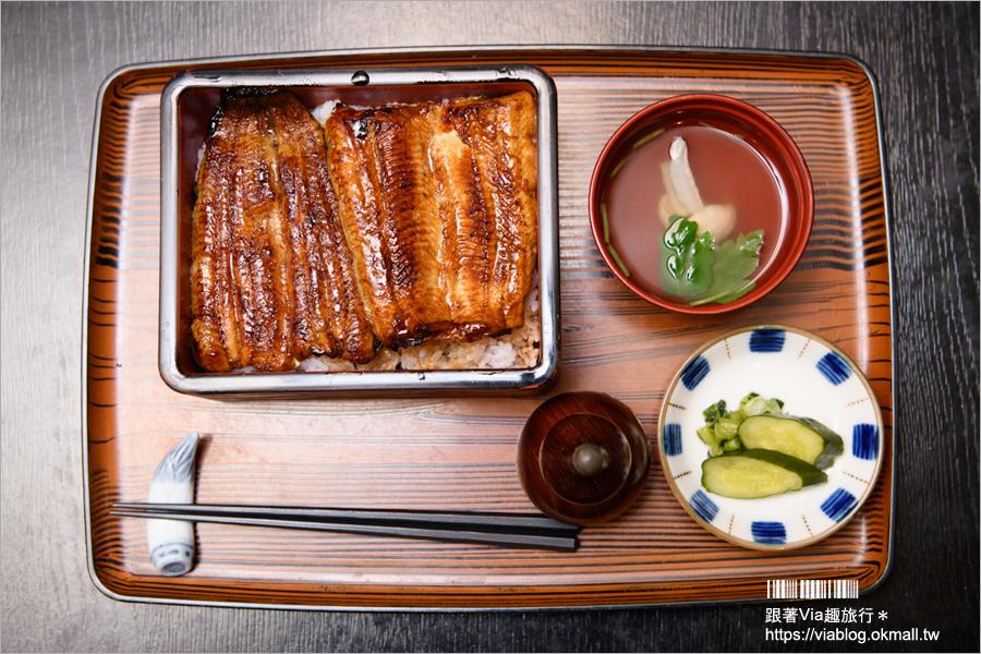 【京都美食推薦】隱藏版平民美食!超美味鰻魚丼只要1400円→長岡天神《はしもと うなぎ割烹》鰻魚飯