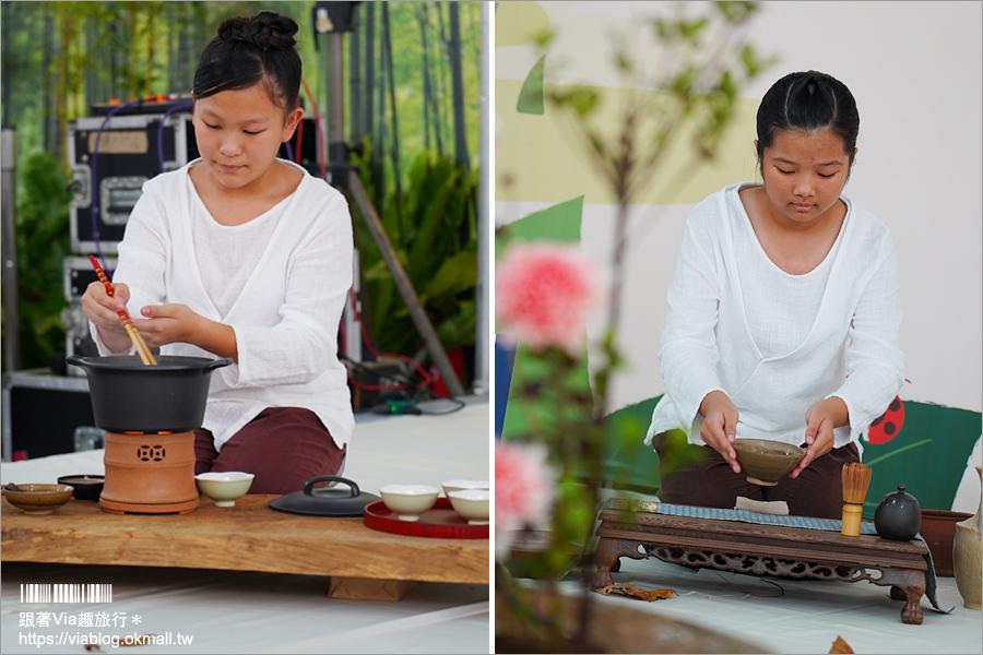 【南投世界茶業博覽會】2018活動開始~世界好茶齊聚!《茶與茶菓子香遇時光》推薦必吃茶點!