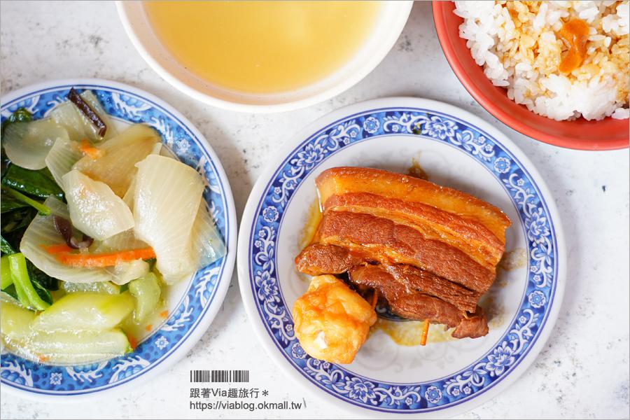 【后里美食】后里小吃推薦~鄭爌肉飯‧在地的人氣平價小吃~排隊美食就吃這一家!