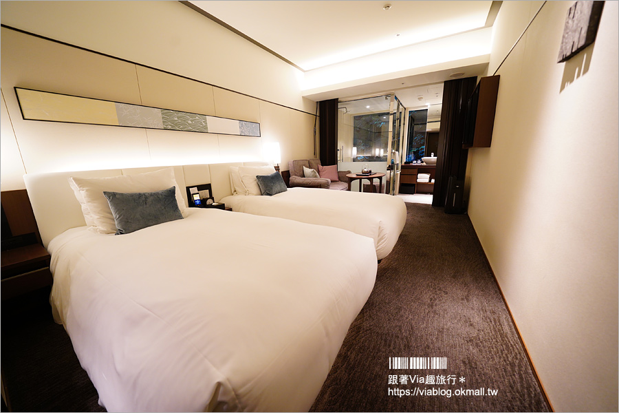【京都住宿推薦】鴨川旁質感新飯店~索拉利亞西鐵飯店Solaria Nishitetsu Hotel Kyoto Premier