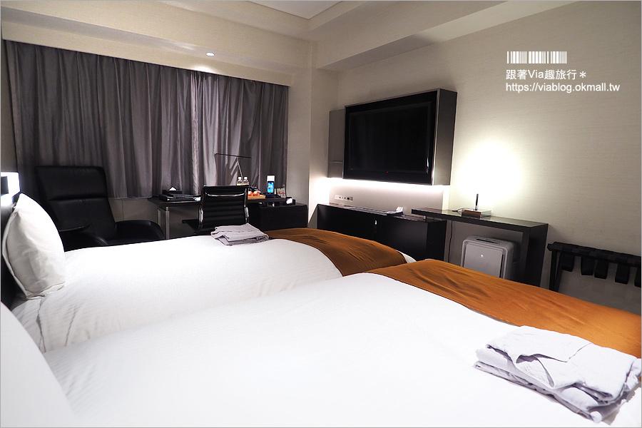 【東京銀座飯店】銀座住宿推薦:大和魯內銀座酒店Daiwa Roynet Hotel Ginza~就住在銀座區內!離地鐵站1分鐘!