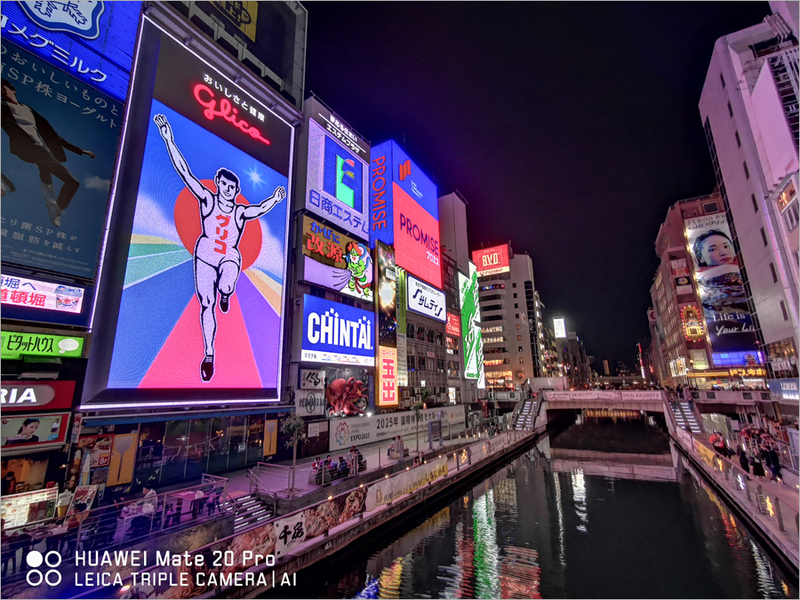 手機推薦》華為Mate 20 Pro~新機登場!我的旅行隨拍好伙伴,夜景模式拍照超強大!