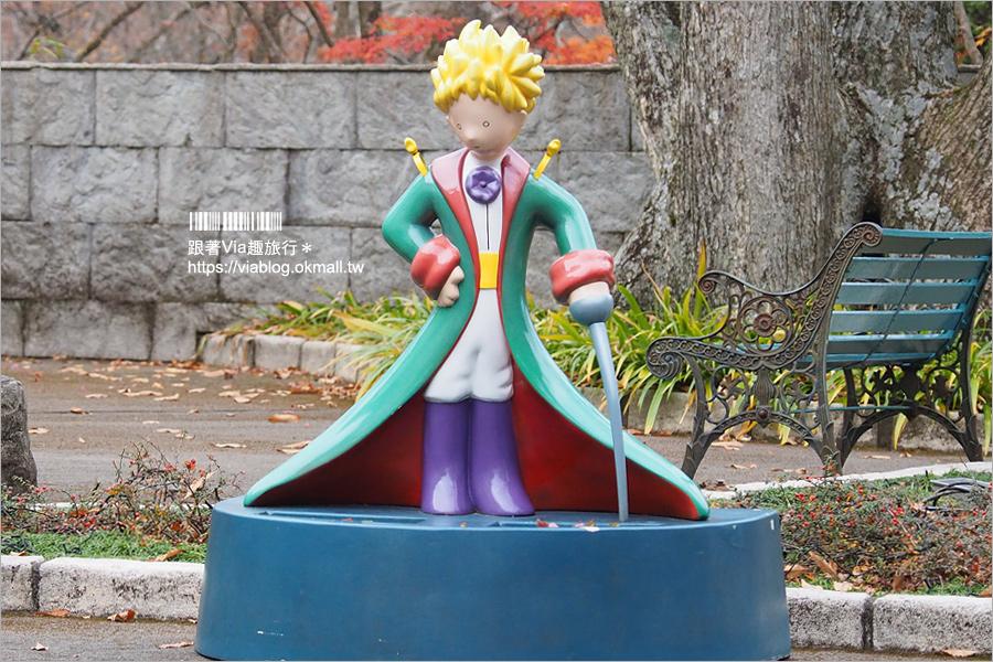 【箱根景點推薦】小王子博物館~全球唯一小王子博物館,一起走入小王子的奇幻世界