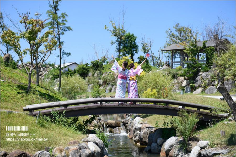 【宜蘭綠舞一日遊】日式莊園+絕美泳池+美食饗宴+羊駝水豚餵食體驗~雙人一日遊優惠券~限時搶購!