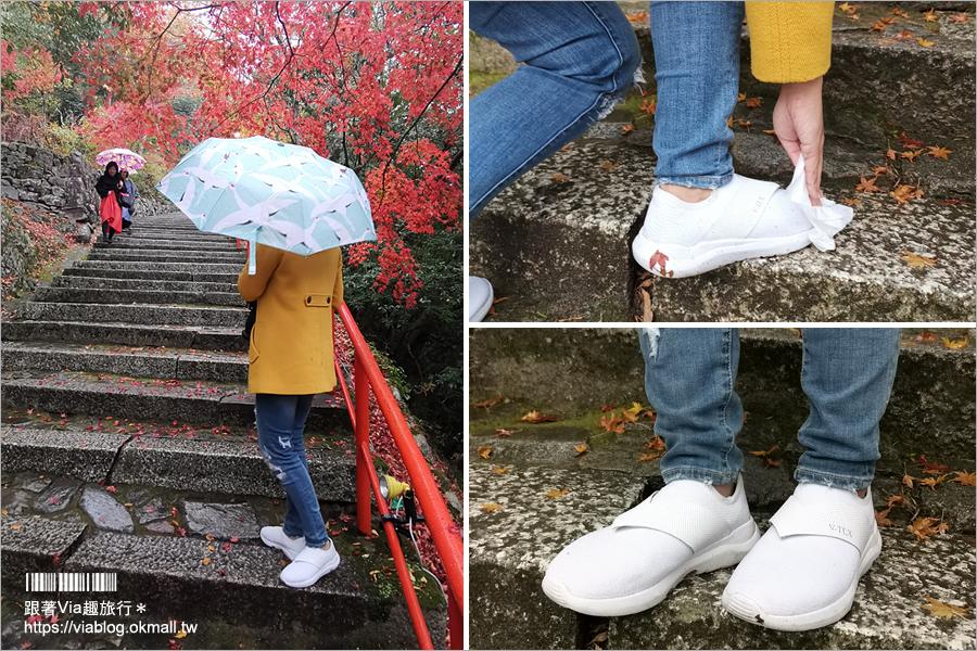 【防水鞋推薦】V-TEX防水鞋~地表最強耐水鞋!直接當雨鞋穿!Via到日本旅行耐走耐水實測經驗分享!