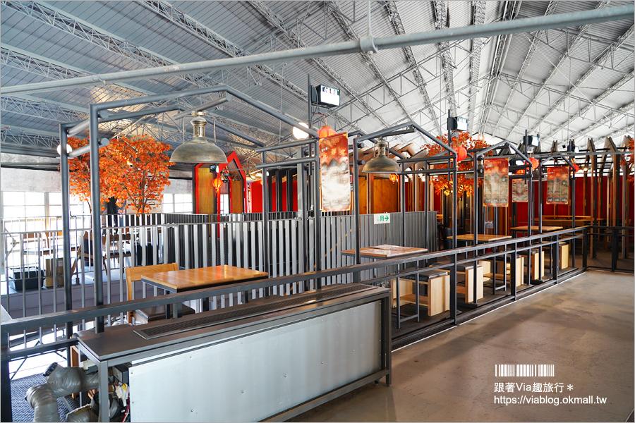 【高雄景點推薦】棧貳庫KW2~二訪!泰山汕頭火鍋、ㄇㄚˊ幾兔火鍋、卡滋嗑炸雞~好吃的人氣餐廳就在這!