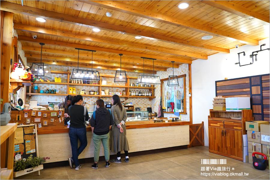 【清境下午茶】蒙塔妮手作甜點~地點好隱密!山中溫馨小木屋的美味手作蛋糕嚐鮮趣!