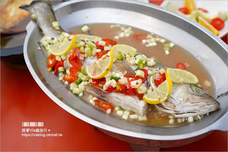 【日月潭餐廳推薦】魚池美食~阿爸食堂‧懷舊三合院裡的無菜單餐廳,V爸點評很滿意的好料理!