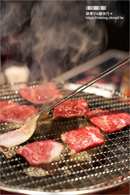 【福岡燒肉餐廳】炭火燒烤ほるもん てっぽう[博多店]~大啖美味牛肉&豬肉大餐!博多站走4分鐘就到好方便!