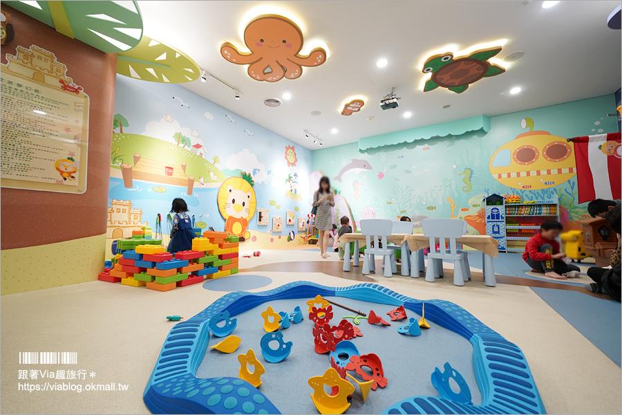 【親子飯店推薦】新竹喜來登飯店~親子五星級飯店!喜波波樂園+室內溫水泳池~孩子們玩翻天!