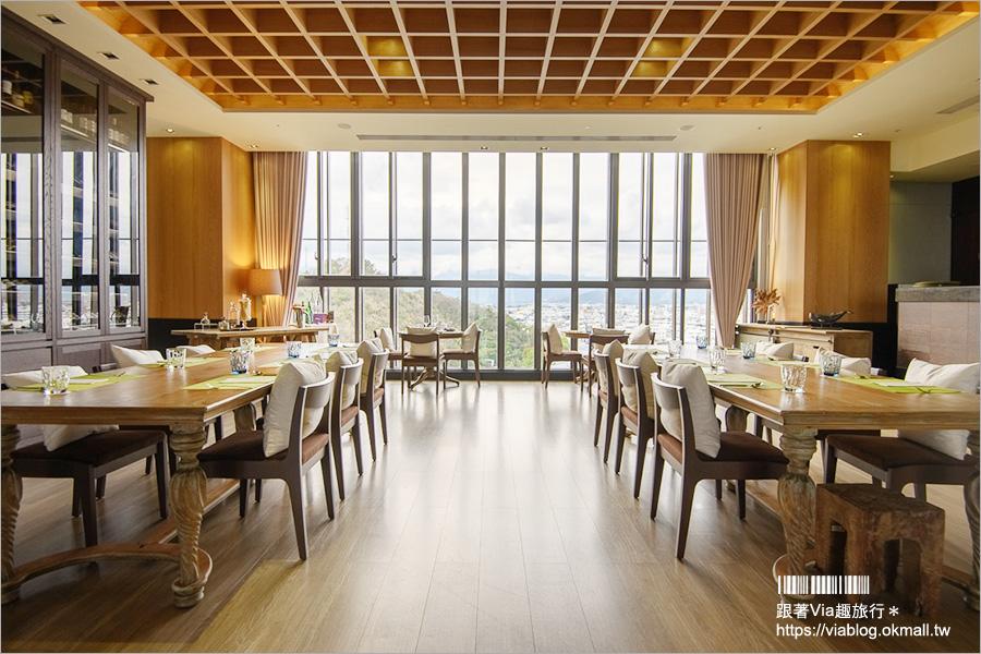 台東住宿》The Gaya Hotel~台東唯一無邊際泳池!五星級設計型渡假飯店!正市區地點佳~近鐵花村、台東夜市逛街好方便!