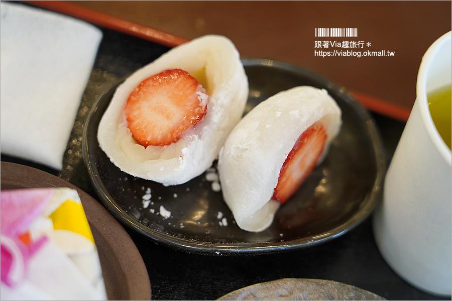 【九州伴手禮推薦】如水庵~百年老店和菓子!日本人最愛九州名產~筑紫麻糬、博多一品等風味甜點好好吃!