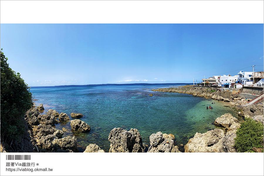 墾丁萬里桐》 海角七號阿嘉看海的秘密基地,潛水客的超夯愛地!潮間帶讓親子享受探索大自然!