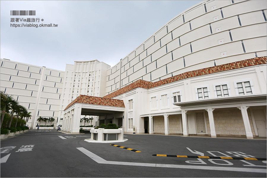 【沖繩海景飯店推薦】大推這間!夢幻海景就在眼前!沖繩蒙特利水療度假酒店Hotel Monterey Okinawa Spa & Resort