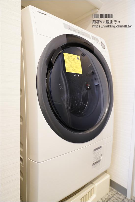 【福岡飯店】博多東急STAY飯店Tokyu Stay Hakata~房內就有專屬洗衣機、微波爐!近博多車站的住宿推薦!
