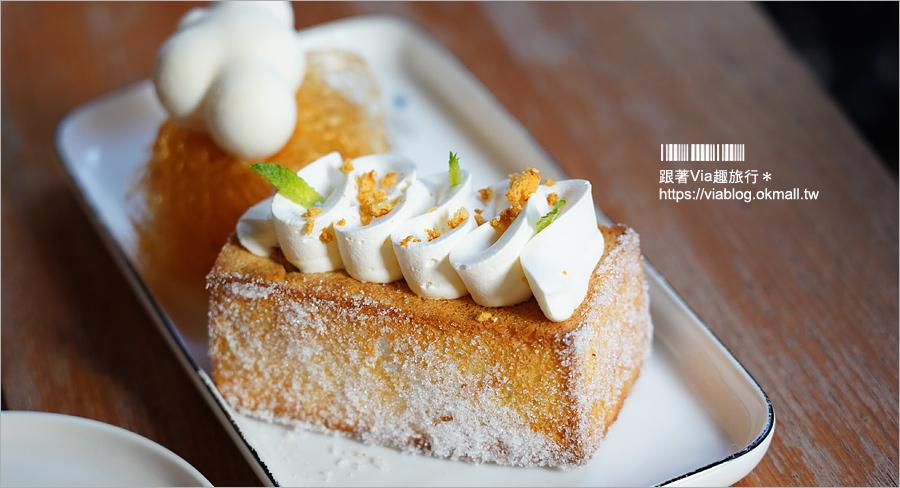 【澳門甜品推薦】卡夫卡KAFKA Sweets & Gourmandises~當地人氣甜點店!超愛雲朵蜜糖吐司~雪峰、抹茶山、玫瑰花造型蛋糕迷人又好吃!