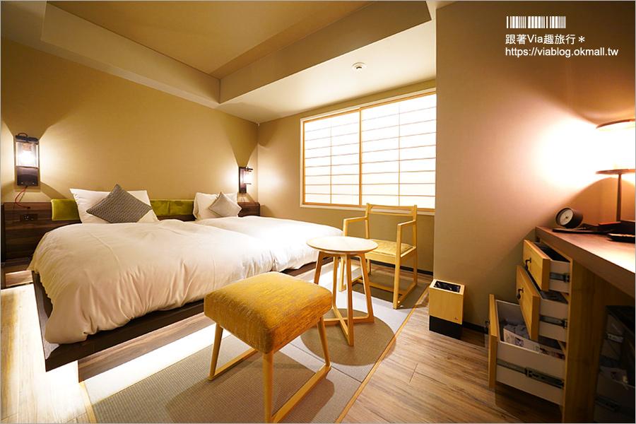 【京都河原町飯店推薦】三条RESOL HOTEL~京都和式風情濃郁!地點超好的質感型設計旅店~出門就開逛!