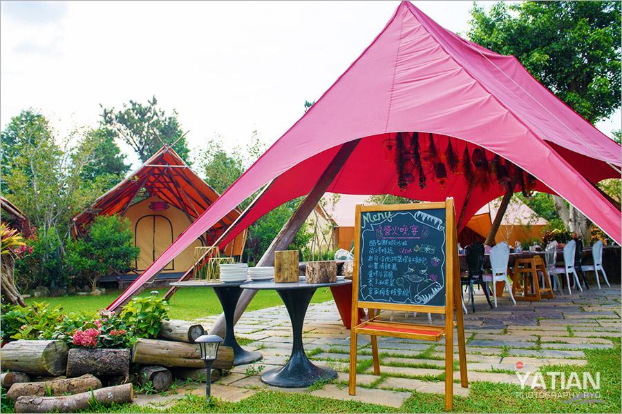 【苗栗住宿】寨酌然野奢庄園~五星級野奢露營~輕裝也能露營,體驗豪華野營的自然生活