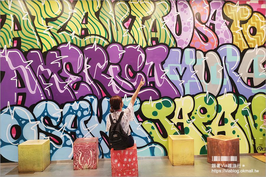 【大阪美國村】大阪必逛必買~BIG STEP商場/年輕潮牌&運動用品&雜貨小物尋寶天堂~充滿藝術創作的獨特商場!