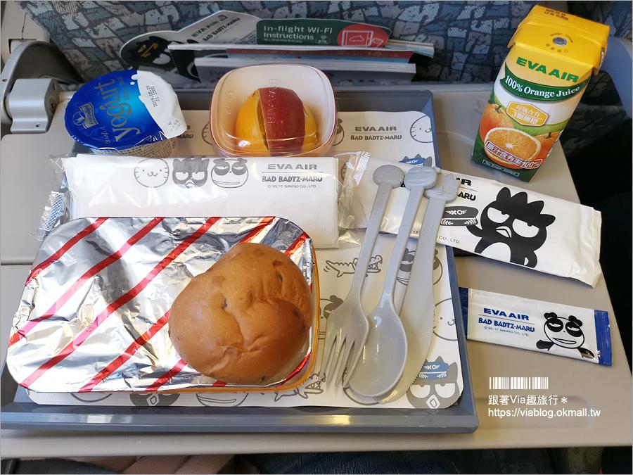【長榮彩繪機】長榮飛福岡~BR106酷企鵝郊遊機初體驗!超多酷企鵝及好伙伴陪你搭機趣!