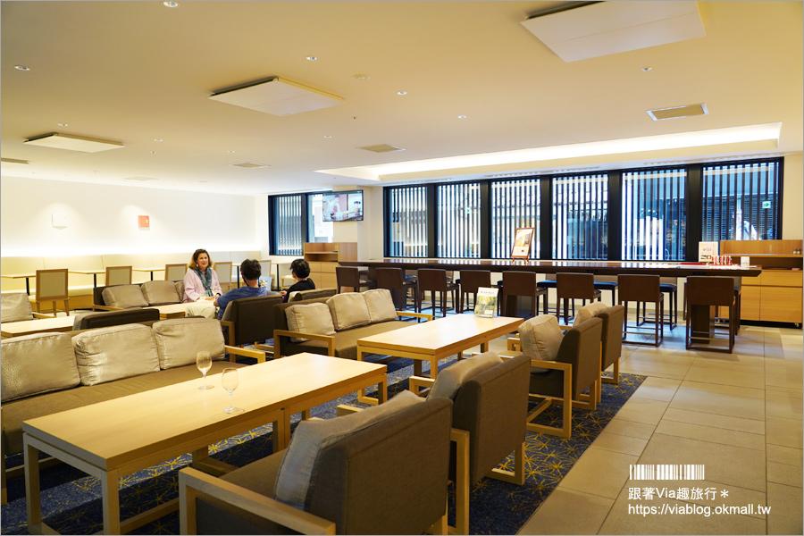 【京都四条飯店】四條新町穎特飯店Hotel Intergate Kyoto Shijoshinmachi~提供大眾湯&隨時都有點心提供的高評價飯店!