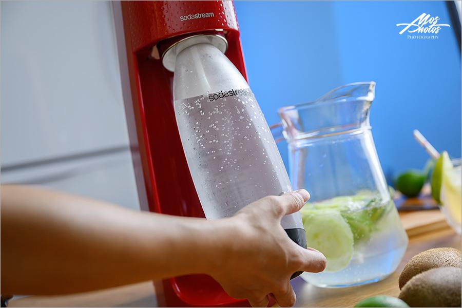 健康好物》Spirit汽泡水機 X 淡果香果乾~讓喝水的日常更豐富有趣!!
