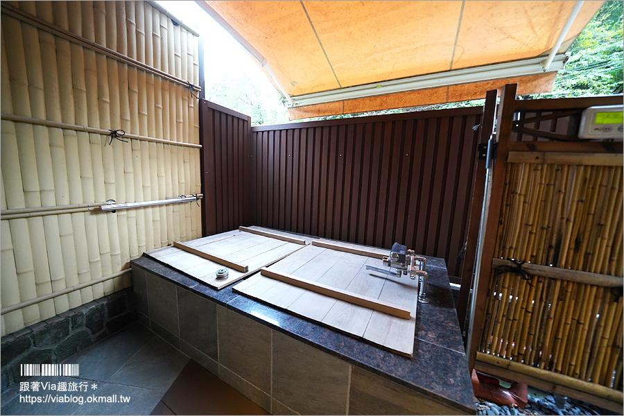 【京都溫泉旅館】超質感天然鐳溫泉旅宿、創意懷石料理超好味~北白川天然ラジウム温泉 えいせん京