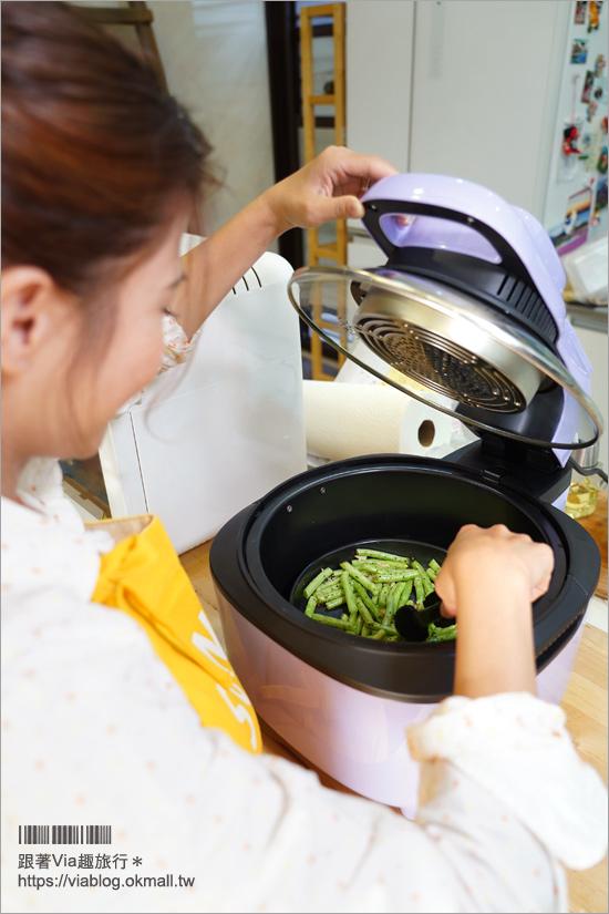 【氣炸鍋食譜】限時開團!韓國422Korea最美氣炸鍋&氣炸烤箱~E小編上菜!實作氣炸食譜篇!