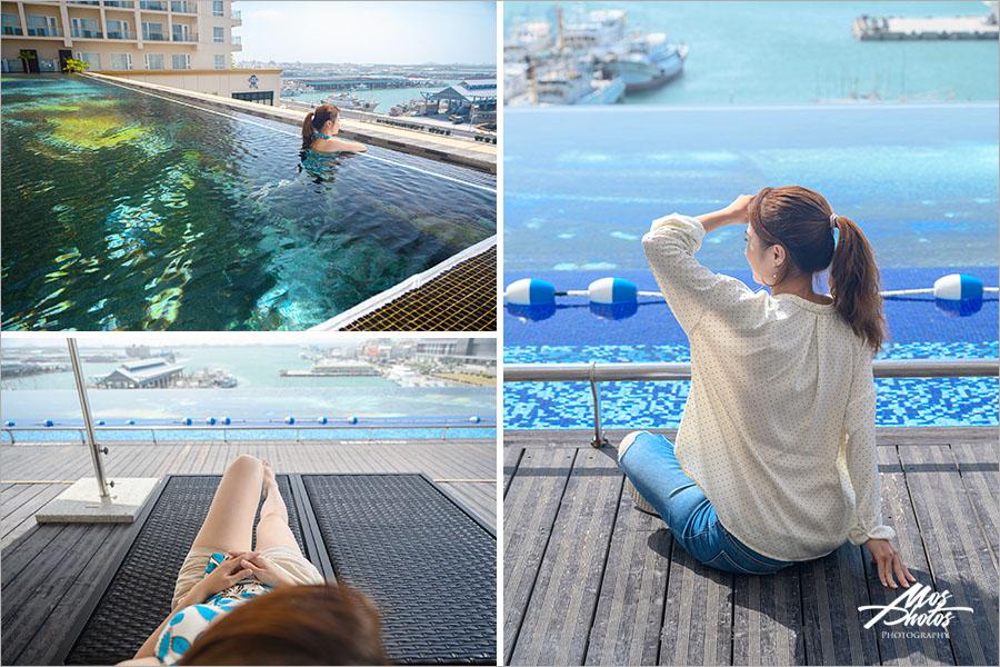【澎湖飯店】福朋喜來登~五星級海島渡假飯店,悠閒放鬆五星級大享受!