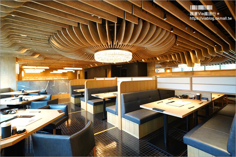 【福岡牛腸鍋】福岡最美餐廳!大山牛腸鍋おおやまもつ鍋《都飯店分店》~車站人氣排隊名店!最新最美分店就在這!