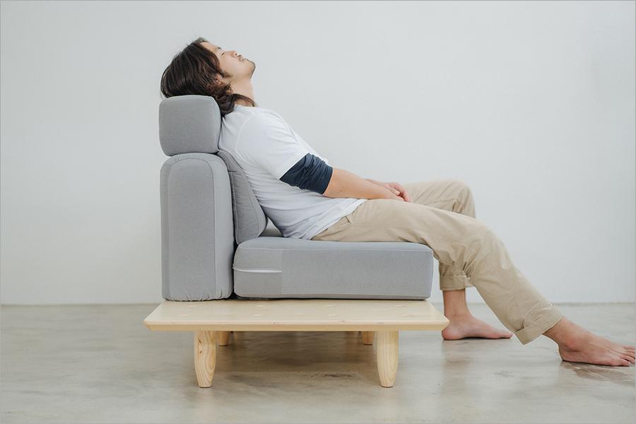 【沙發推薦】台灣本土品牌:Qbit翻轉沙發~超瘋狂企劃!直接帶著沙發一起趣旅行,積木式組合沙發玩出新創意!