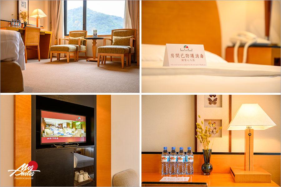 【台北溫泉飯店】北投春天酒店~白磺泉露天風呂,體驗花漾浴衣,在台灣旅行也可以很日本!