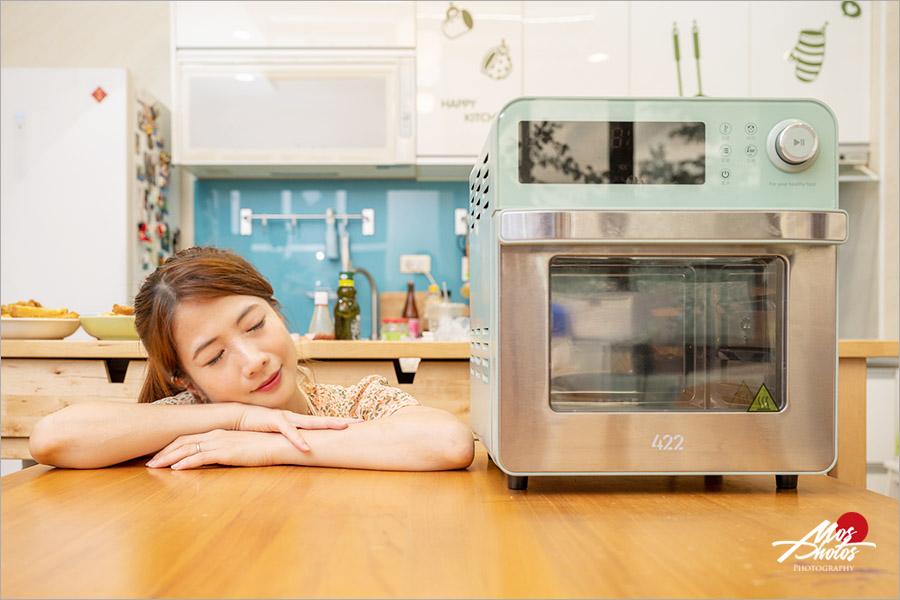 【氣炸烤箱推薦】韓國422inc Korea 顏值幾霸昏的氣炸烤箱,小改款新機上市!新機舊款限時開團中!!