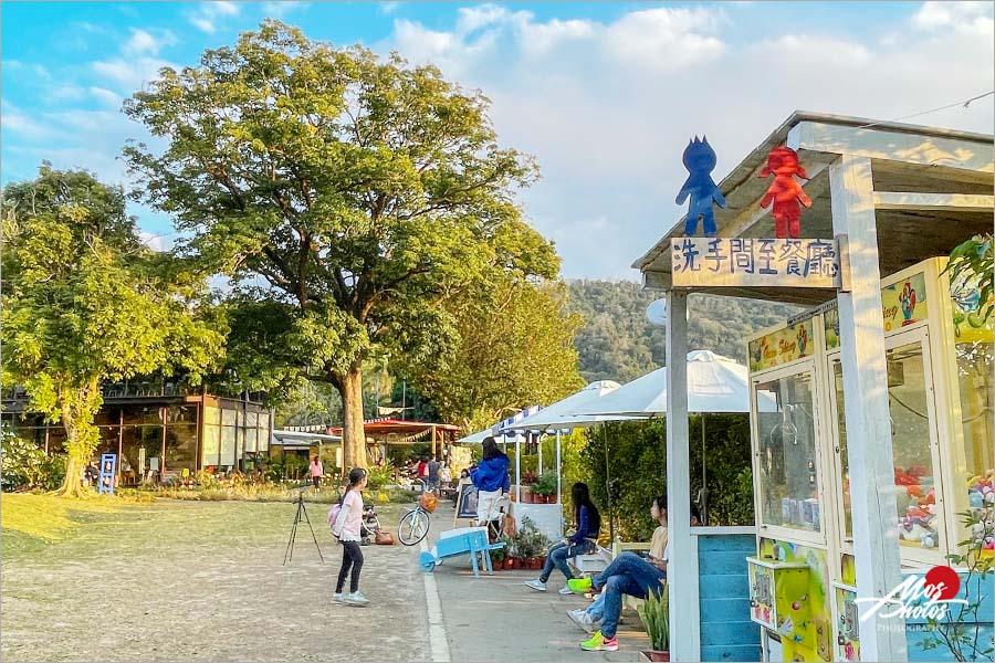【苗栗頭屋】橙香森林景觀餐廳~橘子隧道異國風,迷人夕陽夢幻打卡點,喜歡拍美照必來!