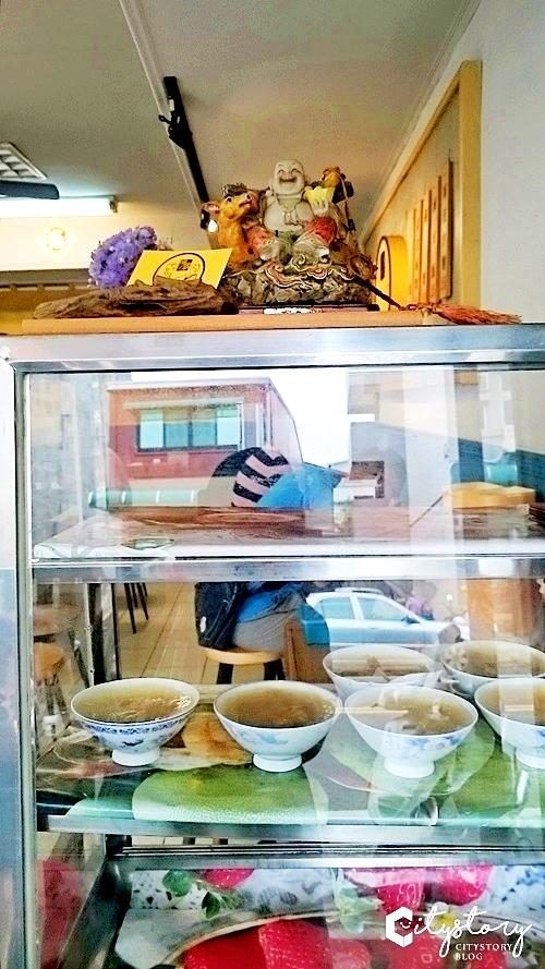 【南投市美食推薦】阿波早點店-早餐碗粿銅板小吃也能很文青,三十多年老店大變身