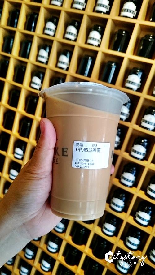 【草屯茶飲手搖店】可不可熟成紅茶-KEBUKE草屯店-質感新茶飲超夯開張