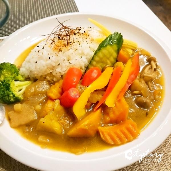 【草屯輕食餐廳】Le Lin 樂林小餐館-美味料理咖哩飯,來輕食一下吧!